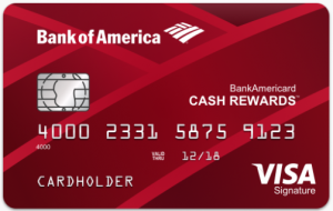 bank of america cash rewards eligible grocery stores