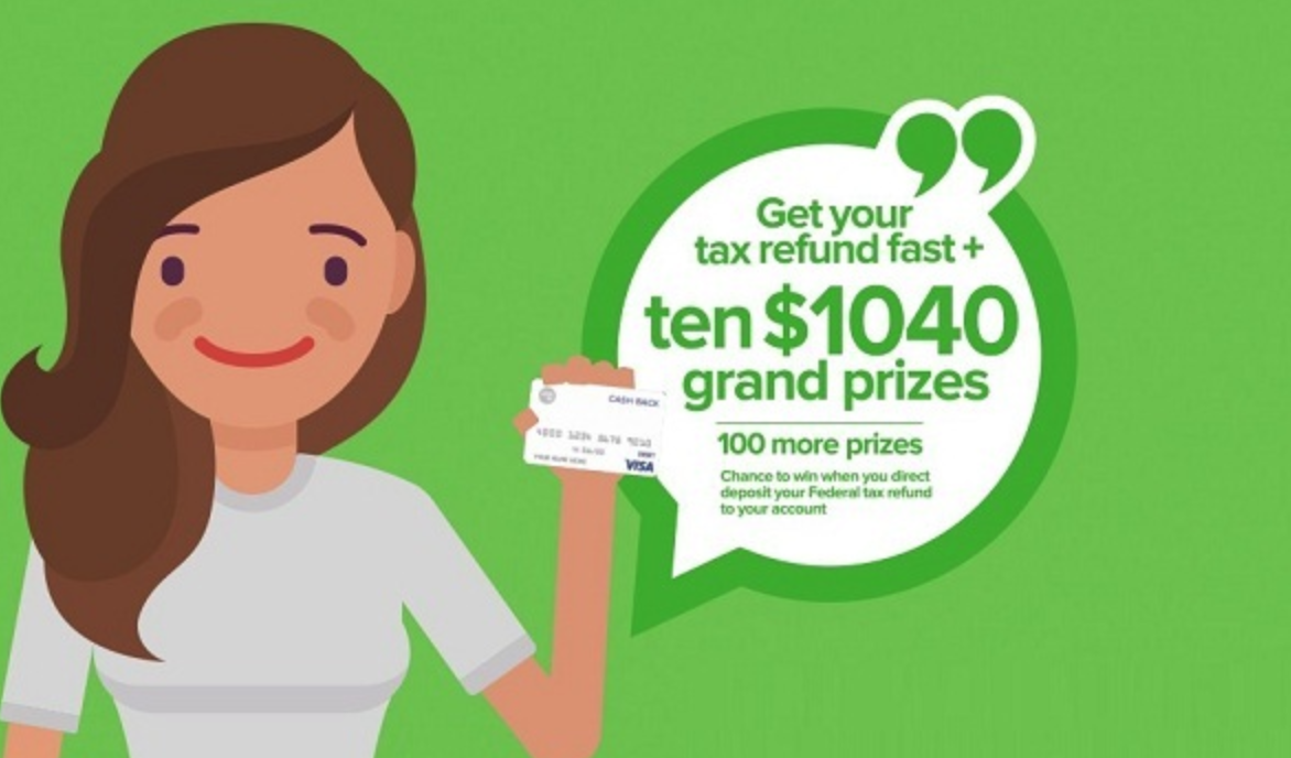 Greendot.com 1040 Tax-Time Payday