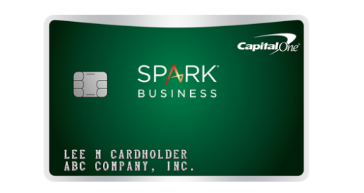 Spark Cash Business Card