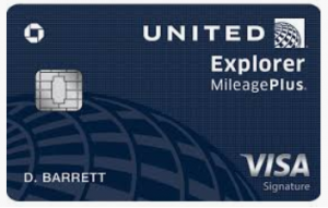 The United Explorer card is an especially smart choice for frequent flyers of this airline.