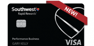 Southwest Performance Card