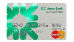 Cash Back Plus World MasterCard