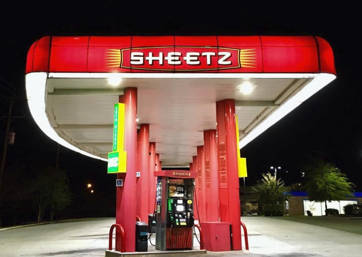 sheetz credit card login