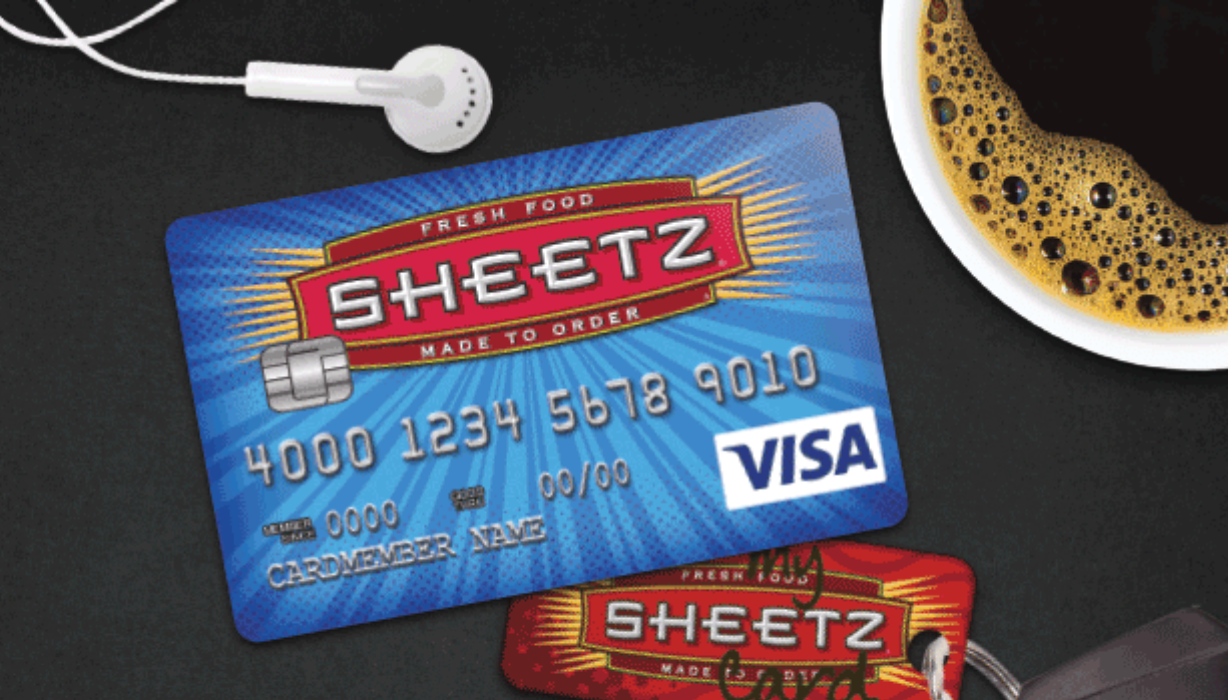 sheetz credit card rewards