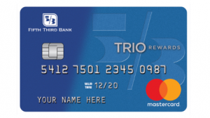 TRIO Card (Fifth Third Bank)