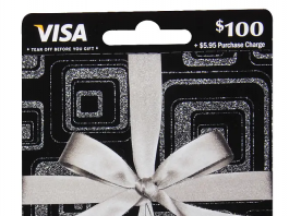 CreditLiftoff.com $100 Visa Gift Card Sweepstakes