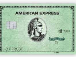 The New AMEX Green Card